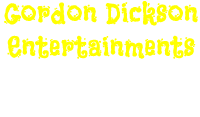 Gordon Dickson Entertainments Logo