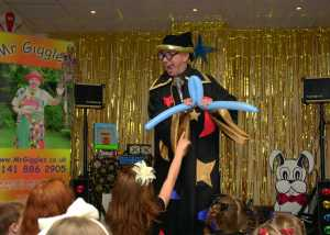 Wizzi Wizard Children's Party Entertainer
